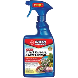 Bayer Advanced 3-in-1 Insect, Disease & Mite Control