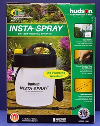 Insta-Spray Battery Operated Garden Sprayer