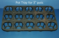Plastic Pot Tray