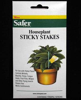 Safer Sticky Stakes